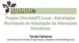 Encontro Scientia Tomás Calheiros 15 Outubro 2015