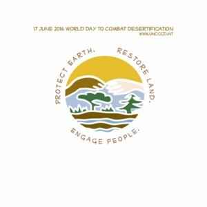 Campanha Countdown para o Dia Mundial do Combate à Desertificação e Seca 2016