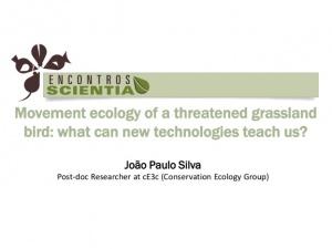 Encontro Scientia | João Paulo Silva | 9th June 2016