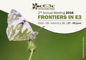 Encontro Anual cE3c 2016 – Conferências Plenárias abertas ao público a 27 de junho