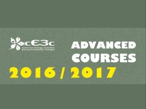 A oferta de Cursos Avançados cE3c para o ano letivo 2016/2017 já está disponível