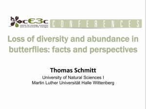 cE3c Conference | Thomas Schmitt | January 30th, 2017