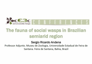 cE3c Conference | Sergio Ricardo Andena | May 30, 2018