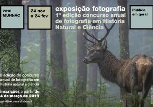 Concurso de fotografia, do qual o cE3c é patrocinador, dá origem a exposição no MUHNAC