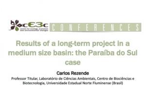 cE3c Conference | Carlos Rezende | February 1, 2019