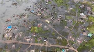 Catástrofe em Moçambique, Zimbabwe e Malawi: Guardas-florestais do Parque da Gorongosa organizam esforço de resgate após ciclone Idai