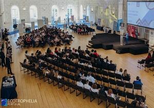 cE3c marcou presença na 3ª edição do Prémio ECOTROPHELIA Portugal