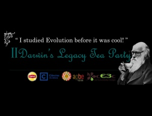 II Darwin's Legacy Tea Party | 18th April 2016 | FCUL