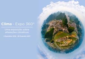 """Investigador cE3c Filipe Duarte Santos é um dos oradores da conferência de inauguração da exposição """"Clima - Expo 360º"""", a 30 de novembro"""