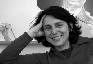 Sara Magalhães em entrevista