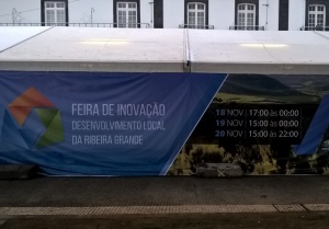 cE3c esteve representado na 1ª Feira de Inovação e Desenvolvimento Local da Ribeira Grande (Açores)