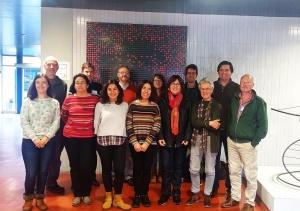 Workshop de Avaliação da IUCN para elaboração da Lista Vermelha de Briófitos decorre até 18 de dezembro 2016 na FCUL, com organização conjunta do cE3c
