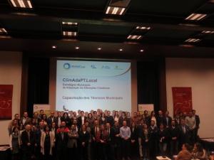 Encerramento do projeto ClimAdaPT.Local: 26 municípios já têm estratégias de adaptação às alterações climáticas