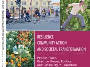 Investigadores cE3c co-autores de livro sobre Movimento de Transição e Resiliência