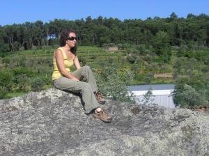 Sónia Duarte, estudante de doutoramento no GBA-cE3c, distinguida com Ron Cockcroft Award na área da proteção da madeira