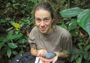 Learning with the Forest Giants (snails) - a story to be told: Martina Panisi, PhD student at cE3c, awarded with National Geographic Early Career Grant