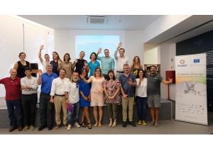 Modelar e avaliar alterações climáticas em ilhas europeias: primeira reunião do Grupo de Trabalho Local Açores do projeto SOCLIMPACT