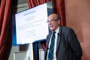 """Filipe Duarte Santos no Programa """"Cientistas no Palácio de Belém"""""""