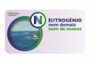 Coleção de selos sobre papel crítico do azoto para a vida lançada a 24 de janeiro em Lisboa