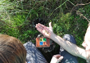 Geocaching as a tool to evaluate cultural services provided by ecosystems