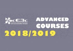 Cursos Avançados cE3c 2018/ 2019: três cursos com data-limite de candidatura mais próxima!