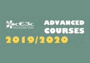 Cursos Avançados cE3c 2019/2020: três cursos com data-limite de candidaturas em outubro