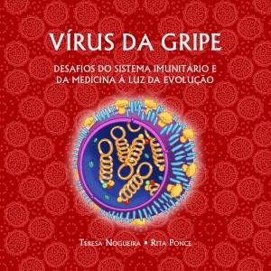 Novo livro e jogo para explorar a biologia e evolução do vírus da gripe no ensino básico e secundário