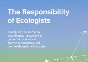 Federação Europeia de Ecologia lança reflexão sobre responsabilidades dos ecólogos