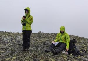 De volta à Antártida para desenvolver um indicador ecológico
