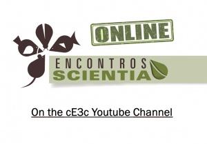 Encontros Scientia: agora online!