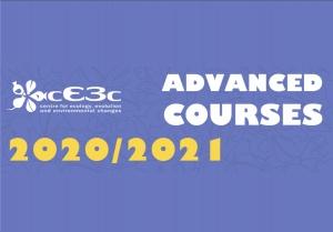 Cursos Avançados cE3c 2020/21: cursos com data-limite de candidatura em outubro