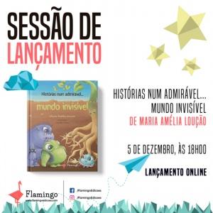 """Dia Mundial do Solo, 5 dezembro: Lançamento do livro infantil """"Histórias num admirável- mundo invisível"""""""