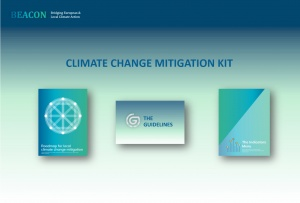 Projeto europeu BEACON lança kit de mitigação das alterações climáticas