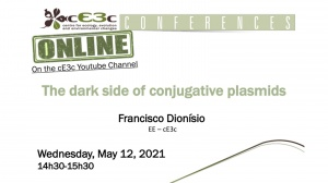 cE3c Conference | Francisco Dionísio | May 12, 2021