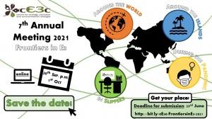 Edição de 2021 do Encontro Anual do cE3c realiza-se a 30 setembro-1 outubro, online