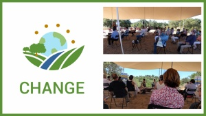Investigadores e decisores políticos reunidos para discutir políticas públicas para o ambiente