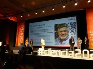 Fernando Catarino é um dos distinguidos com Medalhas de Mérito Científico em Encontro Ciência 2021