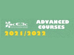 Cursos Avançados cE3c 2021/2022: Oferta já disponível